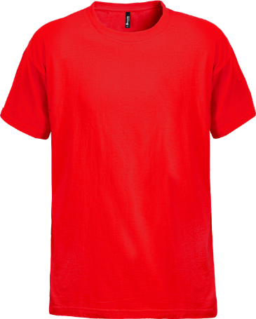 Fristads Acode Heavy T-Shirt 1912 (Red)